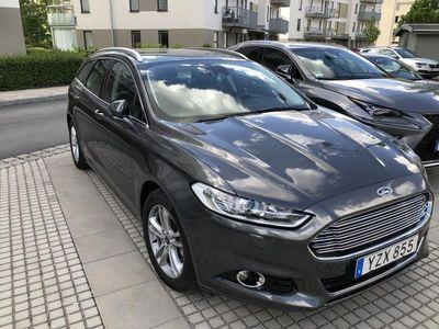 begagnad Ford Mondeo 2,0 TDCI Business Autm Drag