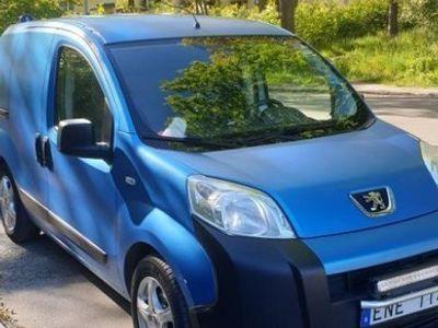 begagnad Peugeot Bipper 1.3