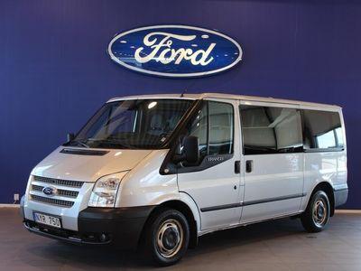 gebraucht Ford Transit Tourneo 2.2 TDCi L1H1 9pers