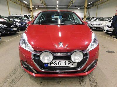 begagnad Peugeot 208 5-dörrar 1.6 BlueHDi Euro 6 99hk