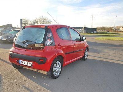 begagnad Citroën C1 1.0 5dr (68hk) En ägare -12