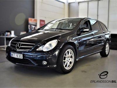 begagnad Mercedes R280 CDI 7-sits (190hk) Drag