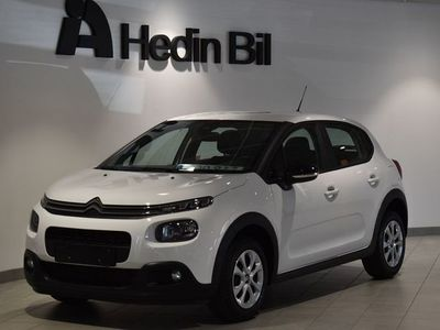 begagnad Citroën C3 Feel sensor bak 82hk