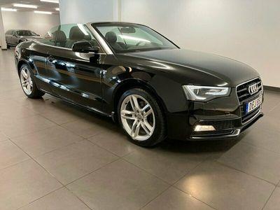 begagnad Audi A5 Cabriolet 1.8 bensin 177 HK