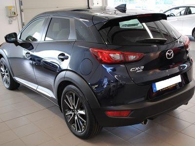 begagnad Mazda CX-3 2,0 120 hk. Vision