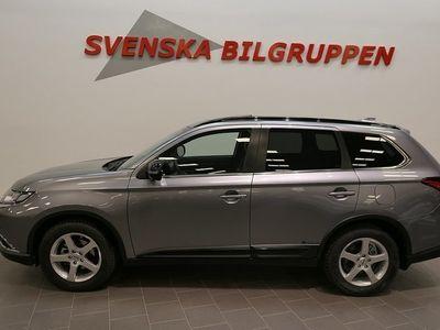 gebraucht Mitsubishi Outlander 2.0 4WD Euro6 7pl Aut Keyless LM S+V-Hjul