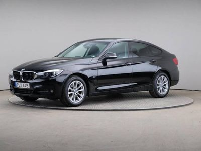 begagnad BMW 320 Gran Turismo 3 d Xdrive Business Sport Line