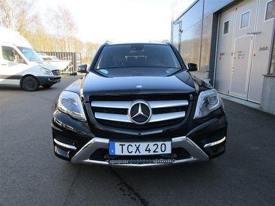 begagnad Mercedes GLK220 GLK-KlassCDI 4MATIC 7G-Tronic Plus, 170hk AMG Sport