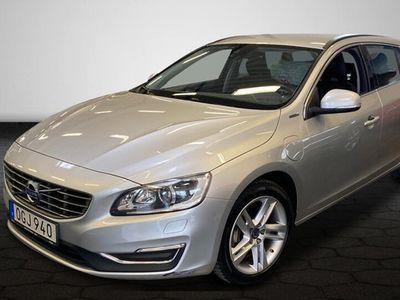 begagnad Volvo V60 D5 Twin Engine Business Adv. (Drag/V-hjul)