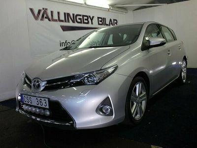 begagnad Toyota Auris 1.4 D-4D(90hk)Ny Besiktad,Full Servic