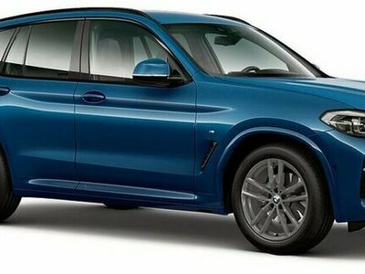 begagnad BMW X3 xDrive20d xDrive 20d MHEV