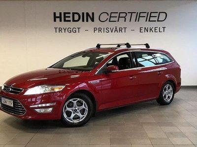 begagnad Ford Mondeo 1.6 TDCi Trend Drag/ V-hjul