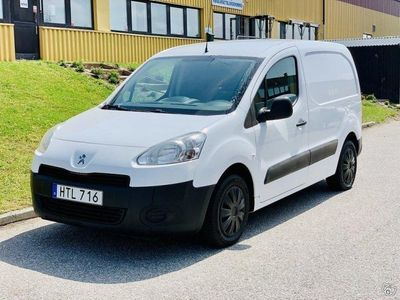 used Peugeot Partner 1.6BlueHDi/75HK/11900MIL -12