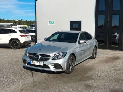 begagnad Mercedes C300 de 9G-Tronic Euro 6 306hk