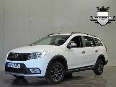 begagnad Dacia Logan MCV Stepway 0.9 TCe EU6 90hk B-Kamera | BT