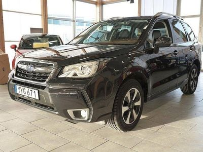 begagnad Subaru Forester XE 2.0 4WD Lineartronic Euro