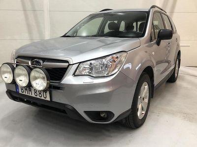 begagnad Subaru Forester 2.0D
