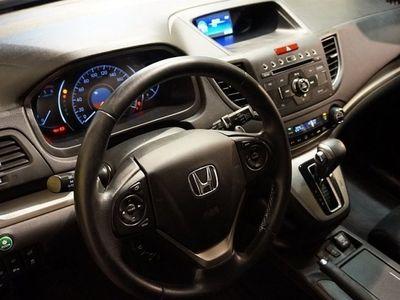 begagnad Honda CR-V 150hk Tdi Automat