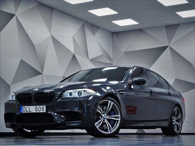 begagnad BMW M5 F10 (560 hk) Svensksåld