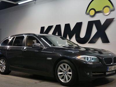 begagnad BMW 525 d xDrive Touring Drag Navi M-värm 218hk