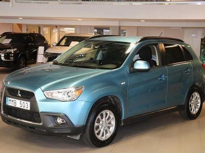 begagnad Mitsubishi ASX 1.8 D 4WD Edition 30 150 Hk