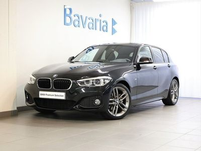 begagnad BMW 120 i 5-dörrars 5-dörrar M-Sport Connected Aut Nav Nypris 385 000 Kr