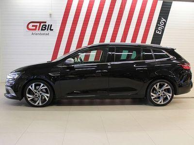 begagnad Renault Mégane GT 1,95% SOMMARKAMPANJ! 1.6 TCe EDC Navi Keyless 205hk