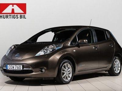 begagnad Nissan Leaf 24Kwh Acenta SoV-Hjul -16