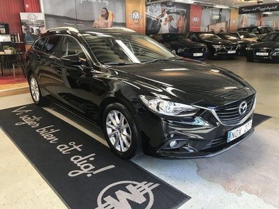 begagnad Mazda 6 2.0 Skyactiv-g / 1,95% Ränta   Firar