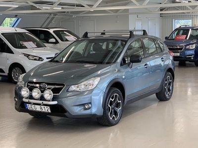 begagnad Subaru XV 2.0 4WD AUT DRAG, M-VÄRMARE