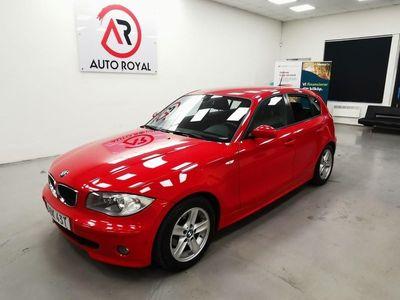 begagnad BMW 118 D