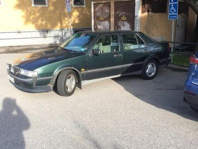 begagnad Saab 9000