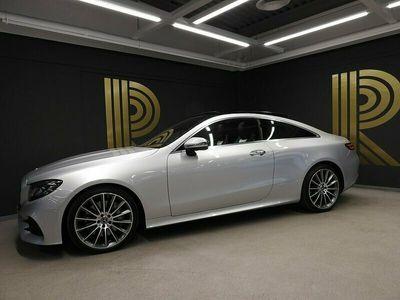 begagnad Mercedes E300 Coupé C238 (245hk) AMG Sport
