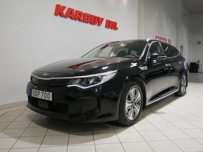 gebraucht Kia Optima Hybrid Sport Wagon SW P-HEV plus 2 M-Värmare 205hk