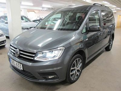 usado VW Caddy Maxi Life 2.0 TDI 4Motion Au -16