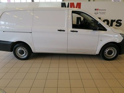 begagnad Mercedes Vito 114 CDI 7G-TRONIC PLUS NYSERVAD!