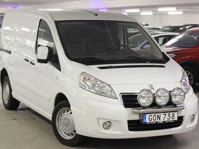 begagnad Peugeot 106 Expert Skåp 2,0 HDi Automat 5m3 L1 3-Sits 2015, Transportbil000 kr