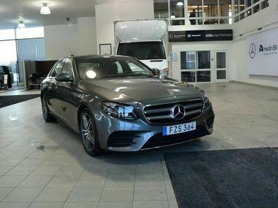 begagnad Mercedes E350 - Benz4matic Sedan AMG Värmare Drag