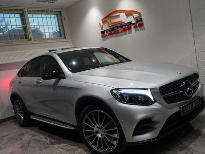 begagnad Mercedes GLC220 d Coupé 4MATIC AMG MAX UTR