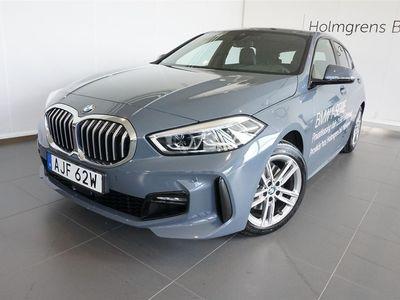 begagnad BMW 118 I M Sport Metallic Rattvärme