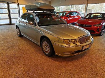 begagnad Rover 75 2.5 V6 Automat 177hk