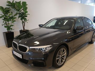 begagnad BMW 520 d xDrive M-Sport Värmare Läder Drag Pa+
