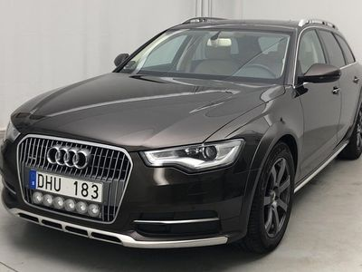 begagnad Audi A6 Allroad quattro 3.0 TDI (313hk)