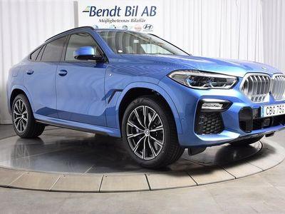 begagnad BMW X6 xDrive40i / Värmare / Laserljus