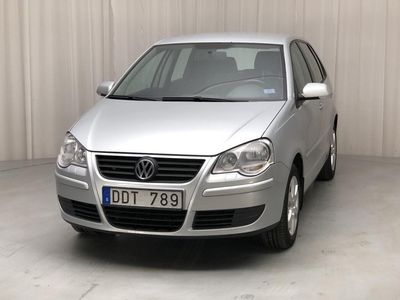 used VW Polo 1.4 5dr (80hk)