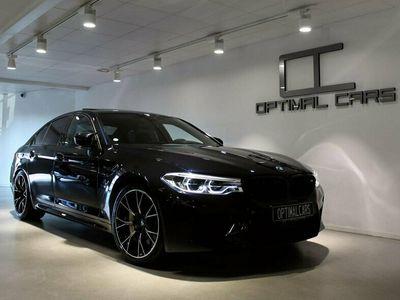 begagnad BMW M5 Competition 625HK Maxutr LEASEBAR