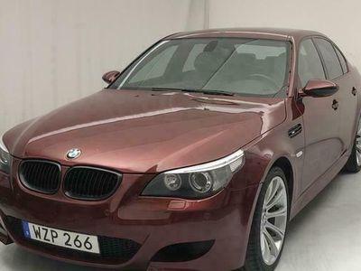 begagnad BMW M5 Sedan, E60 2005, Sedan Pris 265 000 kr
