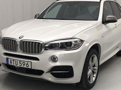 begagnad BMW X5 M50d, F15 2014, SUV 450 000 kr