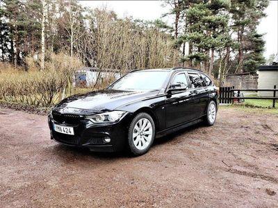 begagnad BMW 330 i Touring Steptronic M-Sport Euro 6 252hk