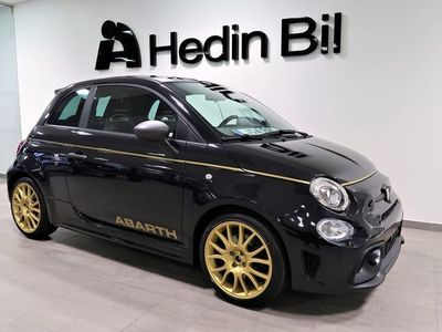 begagnad Fiat 500 Abarth SCORPIONEORO 1.4 TURBO 165HK